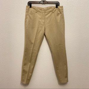 Vineyard Vines | khaki skinny utility pants